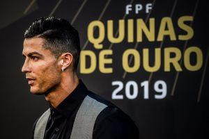 Cetak rekor, Ronaldo jadi Pemain Terbaik Portugal 10 tahun berurutan