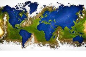 Ini yang akan terjadi jika laut dan daratan bertukar posisi