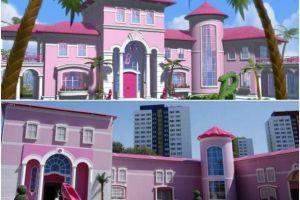 5 Rumah dalam film kartun ini ternyata beneran ada di dunia nyata lho