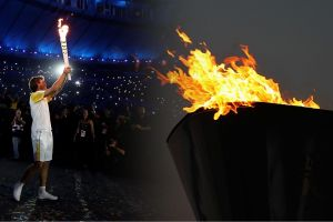 Dari mana asal Obor Olimpiade dan Api Abadi Olimpiade? Ini ulasannya