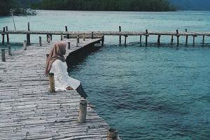 Pulau Pogo-Pogo, salah satu pesona di Indonesia timur