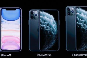 Ini harga dan spesifikasi iPhone 11, iPhone 11 Pro & iPhone 11 Pro Max