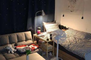 7 Inspirasi penataan kamar mungil yang nyaman dan estetis