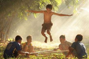 10 Permainan tradisional Indonesia ini sudah mulai tergeser teknologi
