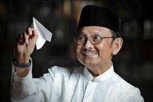 Ini total kekayaan Bapak Teknologi Indonesia, BJ Habibie