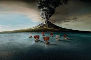 8 Fakta menarik mengenai Kota Pompeii dan letusan Gunung Vesuvius