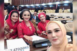 7 Artis perempuan ini terpilih menjadi anggota DPR RI 2019-2024