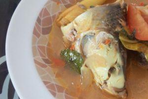 Palumara, sup ikan khas Sulawesi Tengah yang menggoyang lidah