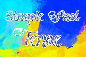 Rumus Simple Past Tense beserta fungsi dan contohnya