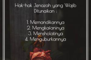 Tata cara memandikan jenazah yang benar menurut Islam