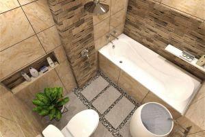 10 Desain kamar mandi mungil dan minimalis ini layak jadi inspirasi