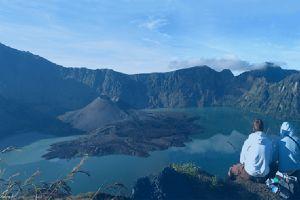 Gunung Rinjani Lombok, serpihan 'surga' yang patut disyukuri