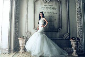 4 Jenis gaun pengantin internasional berdasarkan bentuk tubuh