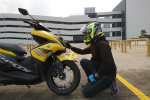10 Tips jitu merawat motor matic kesayangan agar tak cepat rusak