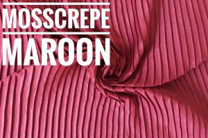 4 Tips merawat pakaian berbahan kain plisket