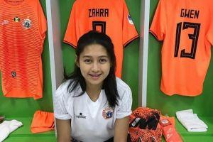 Inilah 6 potret memesona pemain sepak bola putri Indonesia