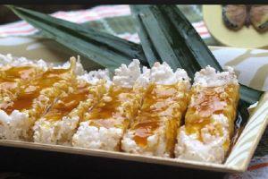 Resep membuat kue rangi, jajanan tradisional khas Betawi