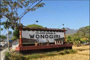Menikmati ketenangan dan keindahan Dusun Mayong, Wonogiri