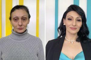 Stylist asal Rusia ini ubah penampilan 10 orang, hasilnya bikin takjub