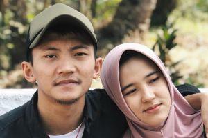 Pebulu tangkis Ihsan Maulana unggah caption romantis untuk sang istri