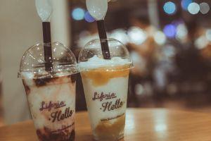 Cara mudah membuat es kopi susu gula aren kekinian
