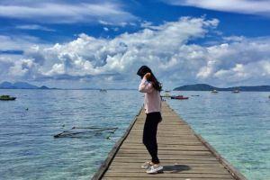 Lemukutan Island, pulau memesona di Kalimantan Barat
