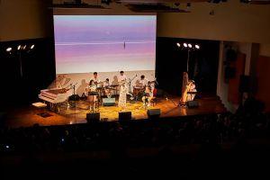 Ify Alyssa berbagi keceriaan di Konser Petrichor