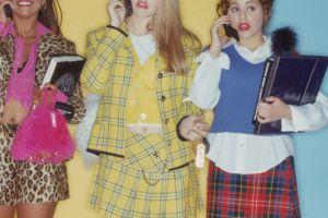 4 Tren fashion ala 90-an yang kembali hits tahun ini