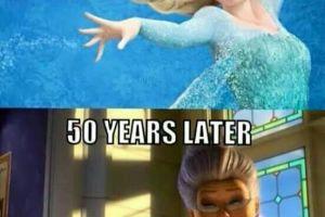 6 Meme lucu Frozen 2 ini menggelitik banget