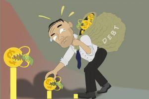 Ini perbedaan antara hutang produktif dan konsumtif