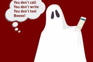 Dampak di balik fenomena 'ghosting' yang kerap menghantui