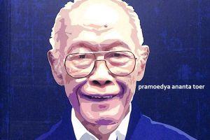 Inilah sosok Pramoedya Ananta Toer dengan dunianya