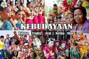 Mengapa kecintaan terhadap kebudayaan Indonesia mulai luntur?