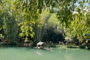 Wisata Boon Pring Malang, 'surga' bagi pencinta ketenangan & kesegaran