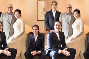 7 Potret keluarga seleb Tanah Air, harmonis dengan sang ayah tiri