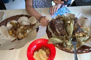 Mencoba kenikmatan Ayam Afrika di Jakarta Pusat, lezat dan terjangkau