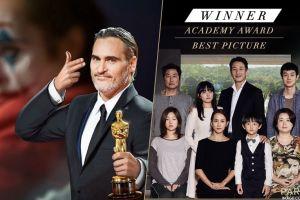 Joaquin Phoenix dan Parasite: Dua kemenangan berlawanan di Oscar 2020
