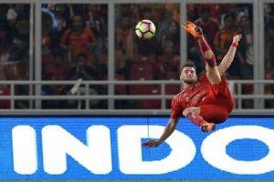 Persija Jakarta kalahkan Persela Lamongan di Piala Gubernur Jatim 2020