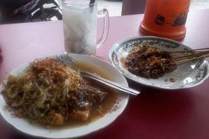 Lontong balap, makanan yang wajib dicoba saat liburan ke Surabaya