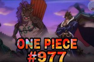 Daftar pasukan Luffy & Kaido dari awal cerita Wano sampai chapter 977