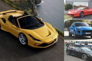 Tak cuma soal selera, warna mobil ini juga pengaruhi risiko kecelakaan