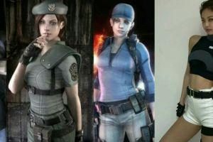 5 Idola K-Pop ini punya kemiripan dengan karakter game Resident Evil