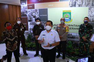 PSBB belum optimal, Pemkot Tangerang perpanjang lagi pelaksanaannya