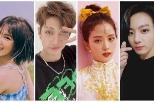 8 Gaya rambut idol K-Pop ini dapat dicoba saat harus di rumah saja