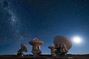 Sinyal dari luar angkasa terdeteksi oleh sekelompok ilmuwan