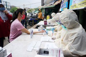 Pelanggar PSBB di Kota Tangerang akan dikenai sanksi rapid test