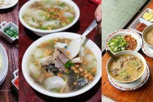 10 Jenis soto dari berbagai daerah di Indonesia, nikmat dan khas