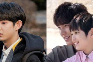 Aktor cilik ini selalu langganan jadi Lee Min Ho kecil di drama Korea