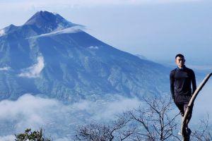 Menikmati keindahan panorama alam lewat pendakian di Gunung Merbabu