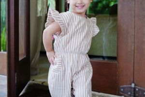 9 Potret gemas Seraphina, anak Yasmine Wildblood yang super ekspresif